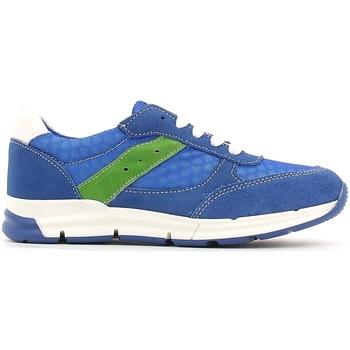 Čevlji  Otroci Nizke superge Crazy MK6020F6E.C Modra