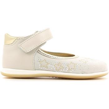 Čevlji  Deklice Balerinke Crazy MK0168A6E.T Bež