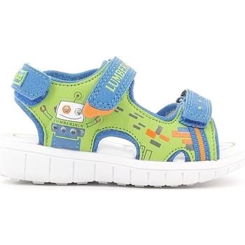 Čevlji  Otroci Sandali & Odprti čevlji Lumberjack SB09806 001 M67 Rdeča