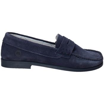 Čevlji  Otroci Mokasini Melania ME3608F6E.A2 Modra