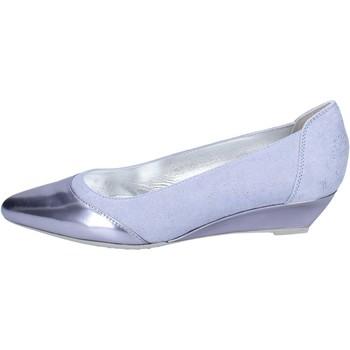 Čevlji  Ženske Balerinke Hogan BK686 Modra