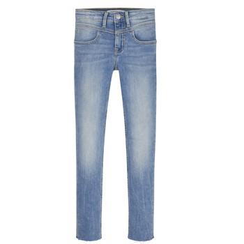 Oblačila Deklice Jeans skinny Calvin Klein Jeans SOLILA Modra