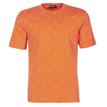 Oblačila Moški Majice s kratkimi rokavi Scotch & Soda 160854 Rdeča