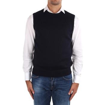 Oblačila Moški Telovniki & Jope La Fileria 14290 55168 Blue
