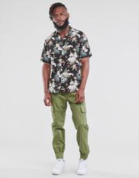 Oblačila Moški Hlače cargo Urban Classics TB4127 Kaki