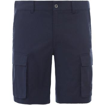 Oblačila Moški Kratke hlače & Bermuda The North Face NF0A4CALH2G1 Modra