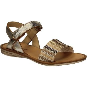 Čevlji  Deklice Sandali & Odprti čevlji Melania ME4074D7E.E Rumena