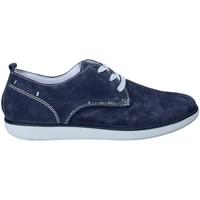 Čevlji  Moški Nizke superge IgI&CO 1124 Modra