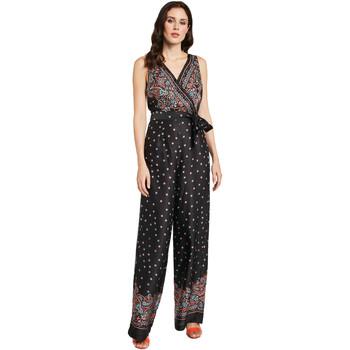 Oblačila Ženske Kombinezoni Gaudi 011FD25027 Črna