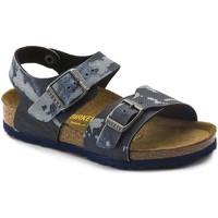 Čevlji  Dečki Sandali & Odprti čevlji Birkenstock 1004917 Modra