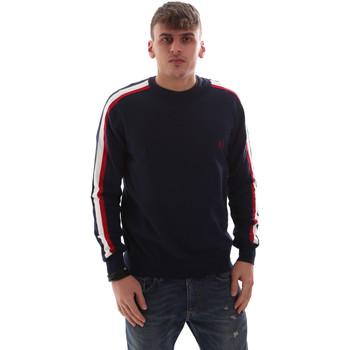 Oblačila Moški Puloverji U.S Polo Assn. 52469 52612 Modra