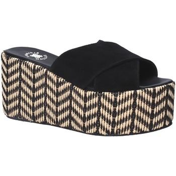 Čevlji  Ženske Natikači Exé Shoes G41007057004 Črna