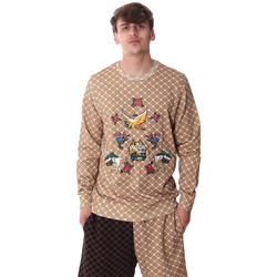 Oblačila Moški Puloverji Sprayground 20SP025 Bež