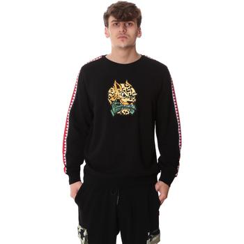 Oblačila Moški Puloverji Sprayground 20SP024BLK Črna