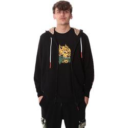 Oblačila Moški Puloverji Sprayground 20SP027BLK Črna