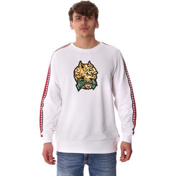 Oblačila Moški Puloverji Sprayground 20SP024WHT Biely