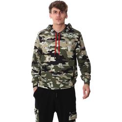 Oblačila Moški Puloverji Sprayground 20SP008 Zelena