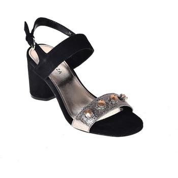 Čevlji  Ženske Sandali & Odprti čevlji Apepazza PRS04 Črna
