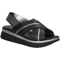 Čevlji  Ženske Sandali & Odprti čevlji The Flexx D2016_22 Črna