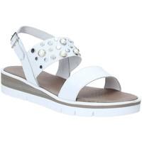 Čevlji  Ženske Sandali & Odprti čevlji Jeiday 3867 Biely