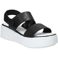 Čevlji  Ženske Sandali & Odprti čevlji Impronte IL91541A Črna