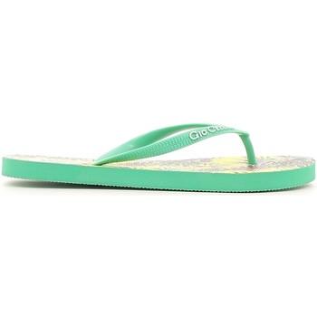 Čevlji  Ženske Japonke Gio Cellini 93 Zelena