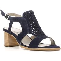 Čevlji  Ženske Sandali & Odprti čevlji Keys 5414 Modra