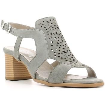 Čevlji  Ženske Sandali & Odprti čevlji Keys 5414 Siva