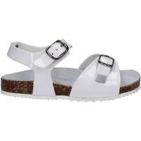 Čevlji  Deklice Sandali & Odprti čevlji Melania ME4070D7E.A Biely