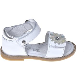 Čevlji  Deklice Sandali & Odprti čevlji Melania ME8038B9E.C Biely