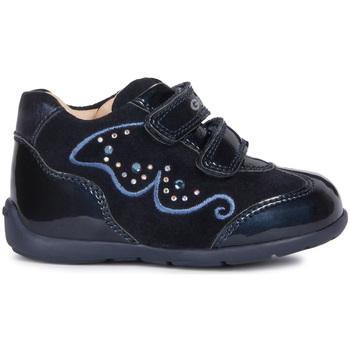 Čevlji  Otroci Nizke superge Geox B9451A 022HI Modra