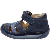 Čevlji  Otroci Sandali & Odprti čevlji Falcotto 1500811 01 Modra