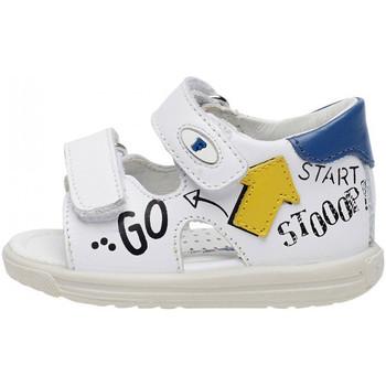 Čevlji  Otroci Sandali & Odprti čevlji Falcotto 1500830 01 Biely