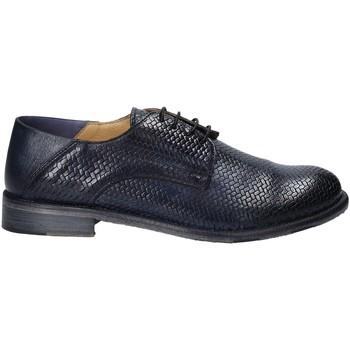 Čevlji  Moški Čevlji Derby Exton 3102 Modra