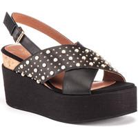 Čevlji  Ženske Sandali & Odprti čevlji Lumberjack SW40006 006 Q12 Črna