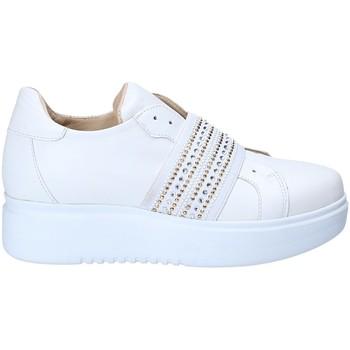 Čevlji  Ženske Nizke superge Exton E05 Biely