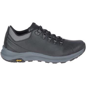 Čevlji  Moški Pohodništvo Merrell J48789 Črna