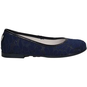 Čevlji  Deklice Balerinke Melania ME6100F7E.A Modra