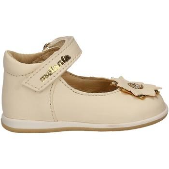 Čevlji  Deklice Balerinke Melania ME0117A7E.C Bež