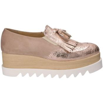 Čevlji  Ženske Espadrile Grace Shoes 1311 Roza