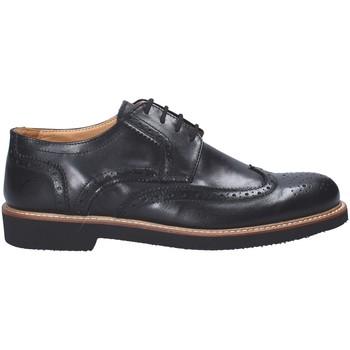 Čevlji  Moški Čevlji Derby Exton 9190 Črna