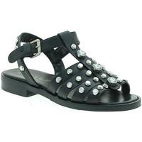 Čevlji  Ženske Sandali & Odprti čevlji Mally 6134 Črna