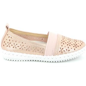 Čevlji  Deklice Balerinke Grunland SC4426 Roza