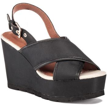 Čevlji  Ženske Sandali & Odprti čevlji Lumberjack SW57906 001 M14 Črna