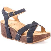 Čevlji  Ženske Sandali & Odprti čevlji Lumberjack SW63106 001 D01 Modra