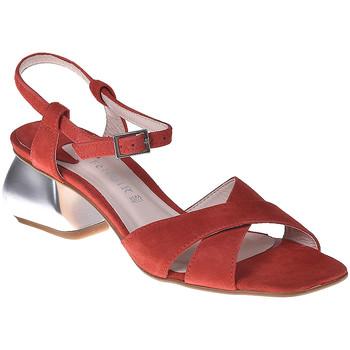 Čevlji  Ženske Sandali & Odprti čevlji Café Noir ME571 Rdeča