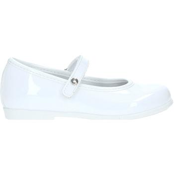 Čevlji  Otroci Balerinke Melania ME2052D9E.A Biely