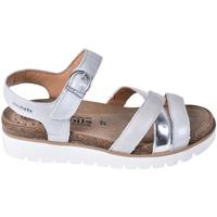Čevlji  Ženske Sandali & Odprti čevlji Mephisto P5130220 Biely