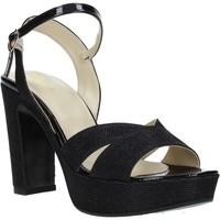 Čevlji  Ženske Sandali & Odprti čevlji Grace Shoes JN 103 Črna