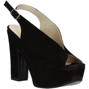 Čevlji  Ženske Sandali & Odprti čevlji Grace Shoes TQ 107 Črna